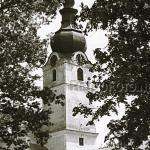 Kostel, Grafenried, Lučina