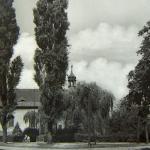 Kostel Božího těla v Kopistech