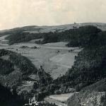 Pohled z Koníčka k Dobrošovu
