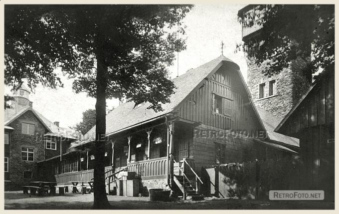 Čerchov, Schwarzkoppe