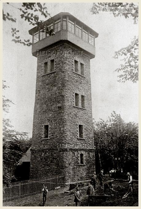 Kurzova věž, Čerchov