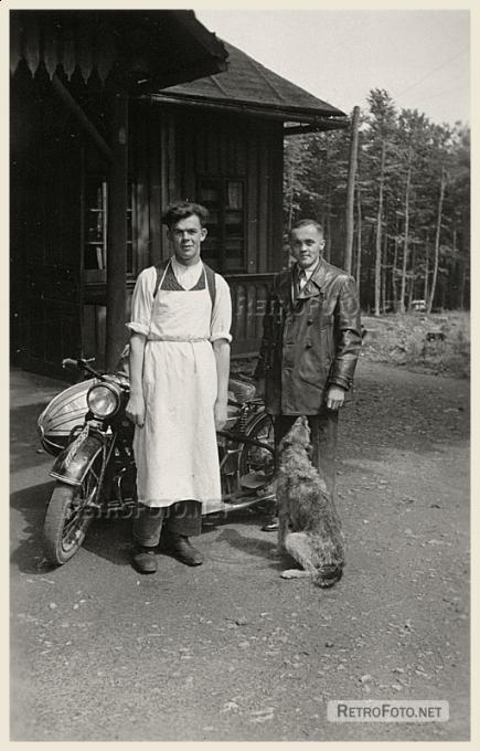 Motorka, Čerchov