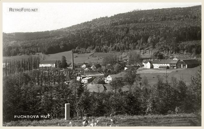 Bystřice, Fichtenbach