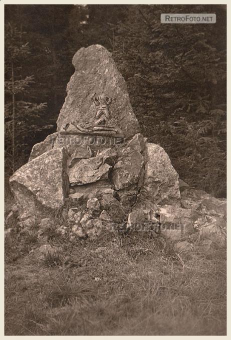 Pomník Františka Mikeše