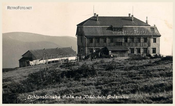 Lichtensteinská chata