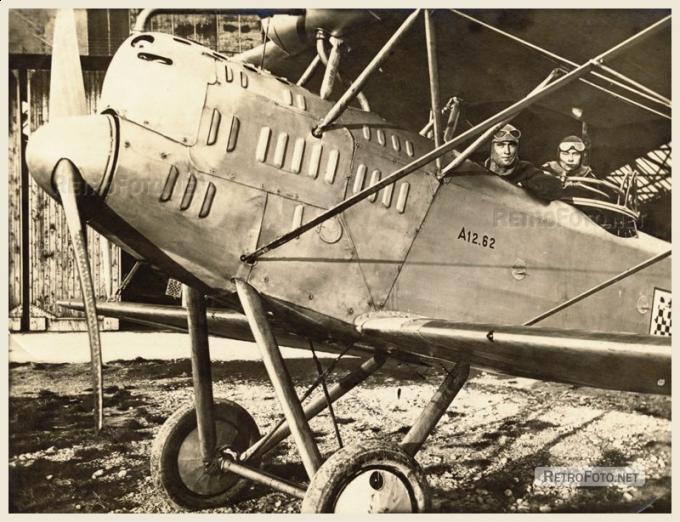 Letadlo Avia BH-9